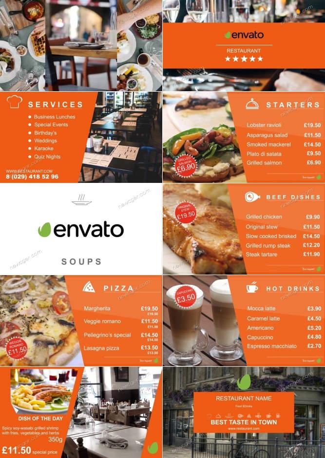 星级酒店的菜品视频工程介绍AE菜单清焖生蚝怎么做图片