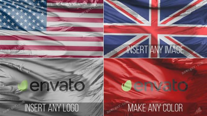 国旗动画AE模板.jpg