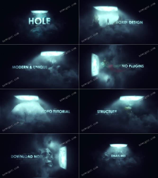 洞穴标题AE模板.jpg