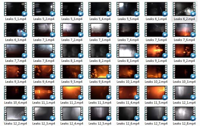 102个唯美梦幻的婚礼大光斑漏光装饰特效视频素材