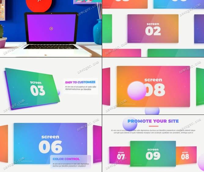 彩色网站宣传AE模板.jpg