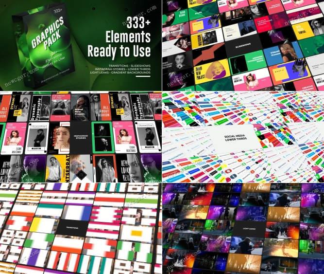 300多个基本元素素材包AE模板.jpg