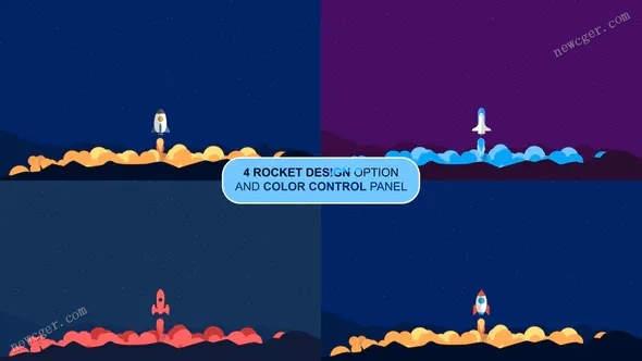 火箭发射动画AE模板.jpg