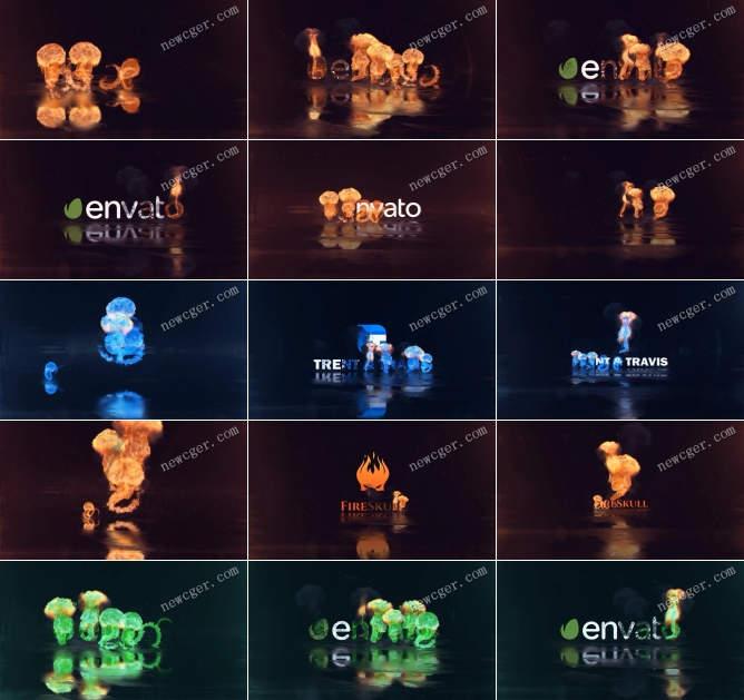 火焰标志特效AE模板.jpg