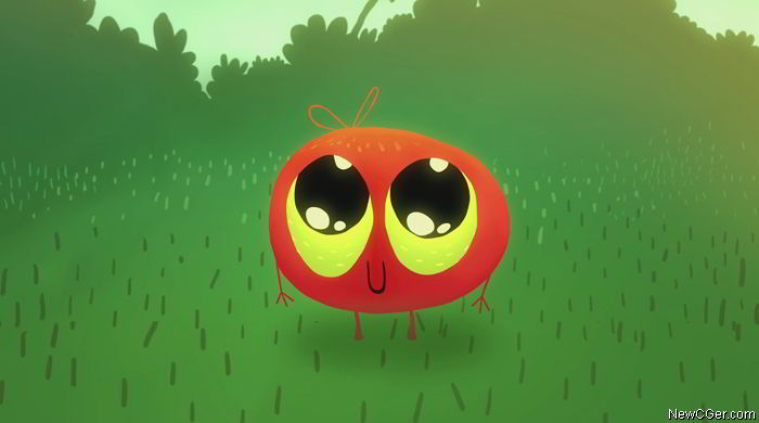 搞笑动画视频短片_萌系搞笑动画《一只蛋的故事》_新CG儿 - 数字视觉分享平台 | AE ...