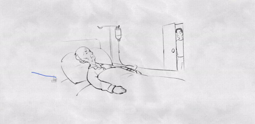 感人的父爱小故事_2D逐帧动画---父爱如山_新CG儿 - 数字视觉分享平台 | AE模板_视频 ...